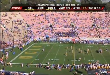 cal beats ucla at rose bowl