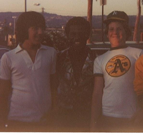 Ricky Henderson 1980