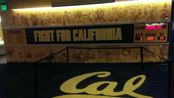 Means FIGHT, for California!!!